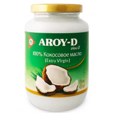 Кокосовое масло 450 мл, Aroy-D