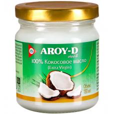Кокосовое масло 180 мл, Aroy-D
