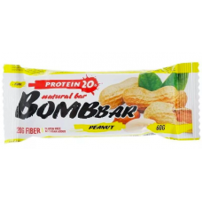 Протеин.батончик (арахис), BOMBBAR