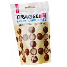 Протеин. шоколад. драже кукуруз.шарики, Chikalab