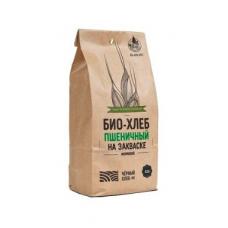 Био-хлеб пшеничный на закваске, Черный хлеб
