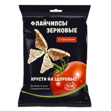Флайчипсы с томатом, Артам