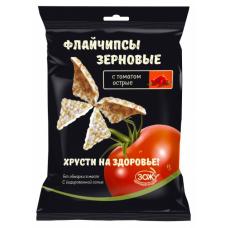 Флайчипсы с томатом острые, Артам