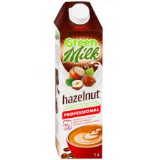 Фундучное молоко 1л, Green milk