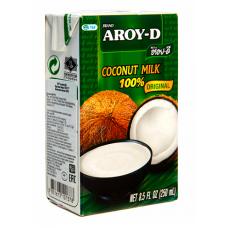 Кокосовое молоко 250 мл, Aroy-D