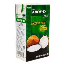 Кокосовое молоко 500 мл, Aroy-D