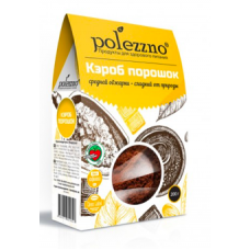 Кэроб порошок, Polezzno