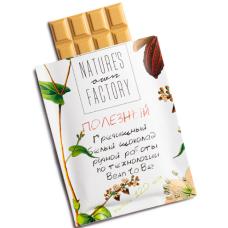 Гречишный шоколад белый, Nature's own factory