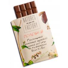 Гречишный шоколад молочный, Nature's own factory