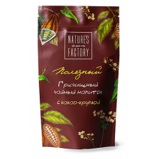 Гречишный чай с какао крупкой, Nature's own factory