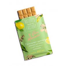 Гречишный шоколад имбирный с лимоном, Nature's own factory