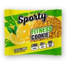 Печенье овсяное лимон, Sporty