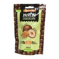 Протеин. шоколад. драже с фундуком, Chikalab